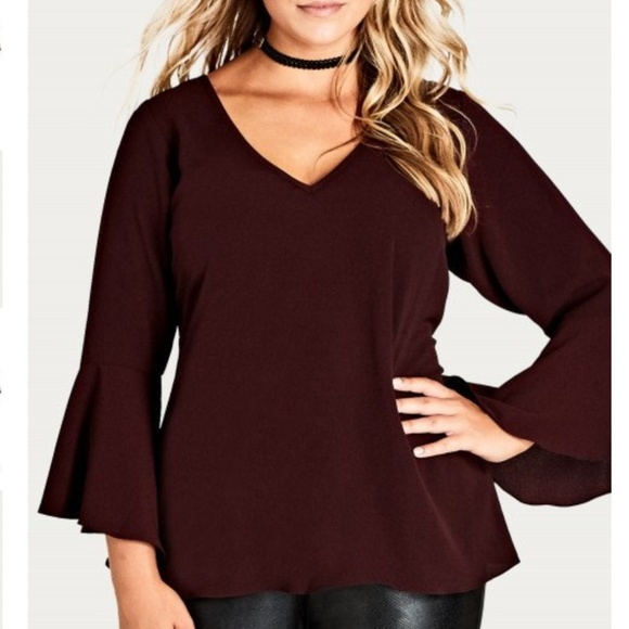 d9735c549e7 City Chic Tops - plus size top